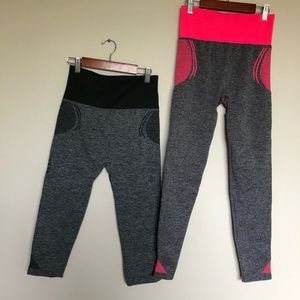 New mix never been worn leggings. (One size)